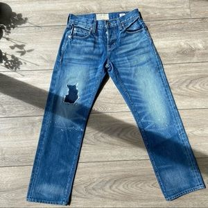Current/Elliot White Oak 125th Anniversary Jeans